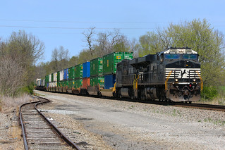 NS 229, Burgin,KY 4/10/2019 | by Bluegrass Railfan