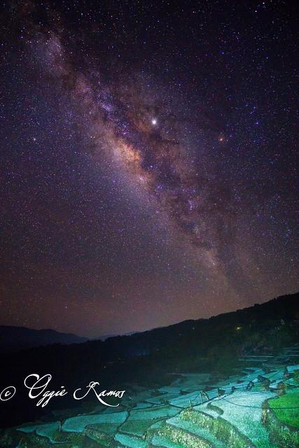 Maligcong Celestial Terraces Vertical