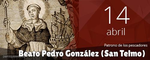 Beato Pedro González (San Telmo)