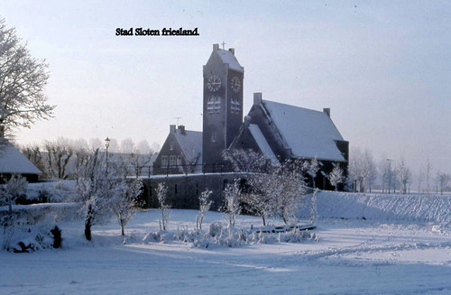 Sloten | by Leeuwarder Courant