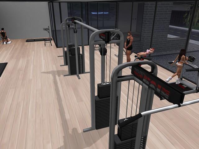 01-25-19 Hardcore Gym