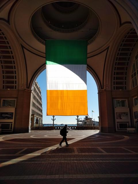 St Patrick's Day Boston