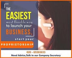 proprietorship firm in india,