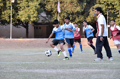 Inter House Football Competition 2018-19 11 (8) | by Atmiya Vidya Mandir