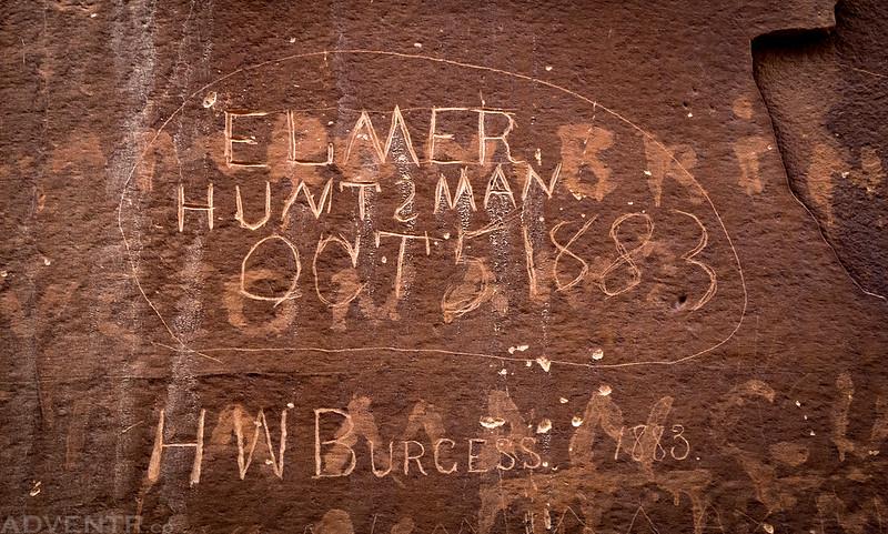 Elmer Huntsman 1883