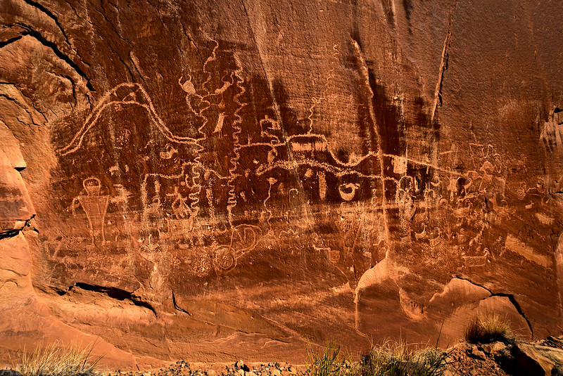 Big Wall Petroglyphs