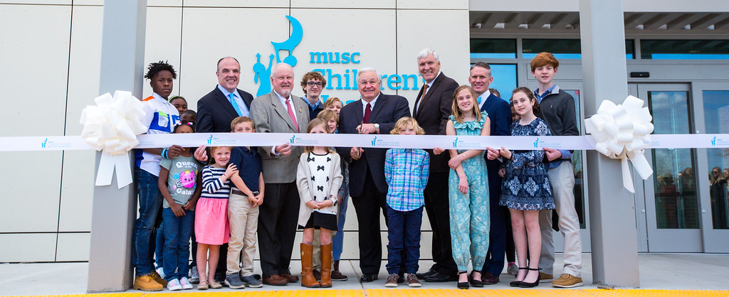 MUSC opens Children's Health R  Keith Summey Medical Pavil