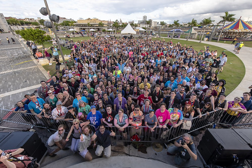 JoCo Cruise 2019 Group Photo | by wizzer2801