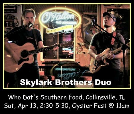 Skylark Brothers Duo 4-13-19