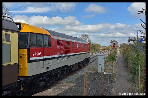 No 97205 6th April 2019 Chinnor Amp Princes Risborough Railw