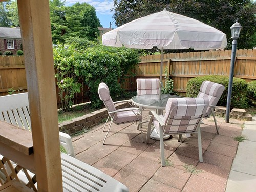 Patio table & 4 chairs | by thornhill3