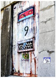 Door Nine | by swanksalot