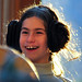 Princess Leia at Purim
