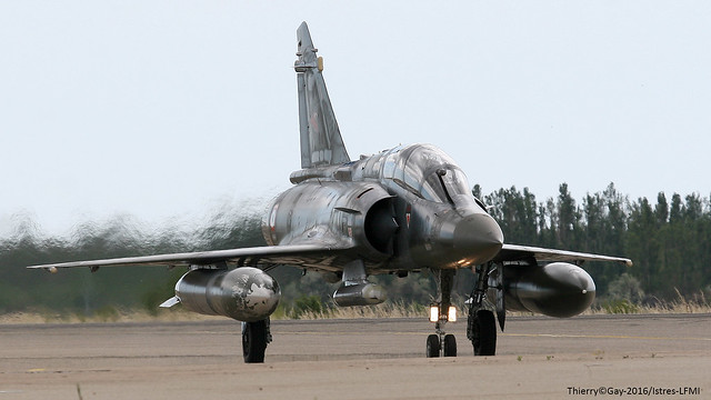 French Air Force Dassault Mirage 2000 D - 643/3-JD - France/EC 2/3 Champagne