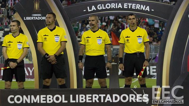 Palestino 3 - Alianza Lima 0