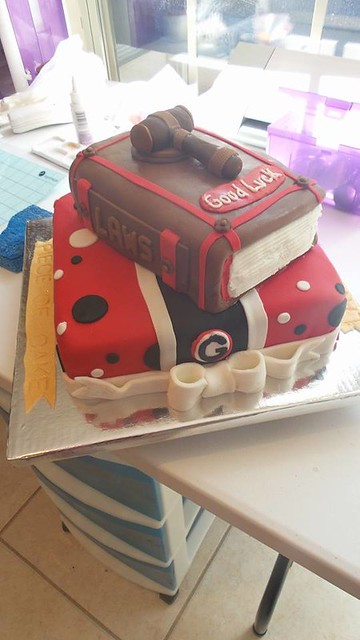 Cake by Encore Cakes