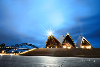 Blue Hour Sydney Opera House | by boxyinfinity