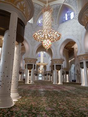 Abu Dhabi - Sheikh Zayed Grand Mosque - 10