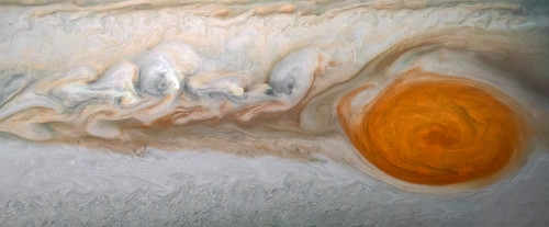Jupiter - Western Great Red Spot - PJ18-41/42 | by Kevin M. Gill