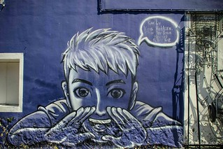 Street Art in Penang   by TheViewDeck