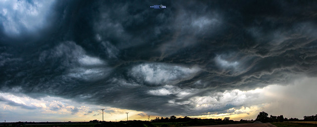 070714 - Late Afternoon Nebraska Thunderstorms 027 Pano (Remastered)
