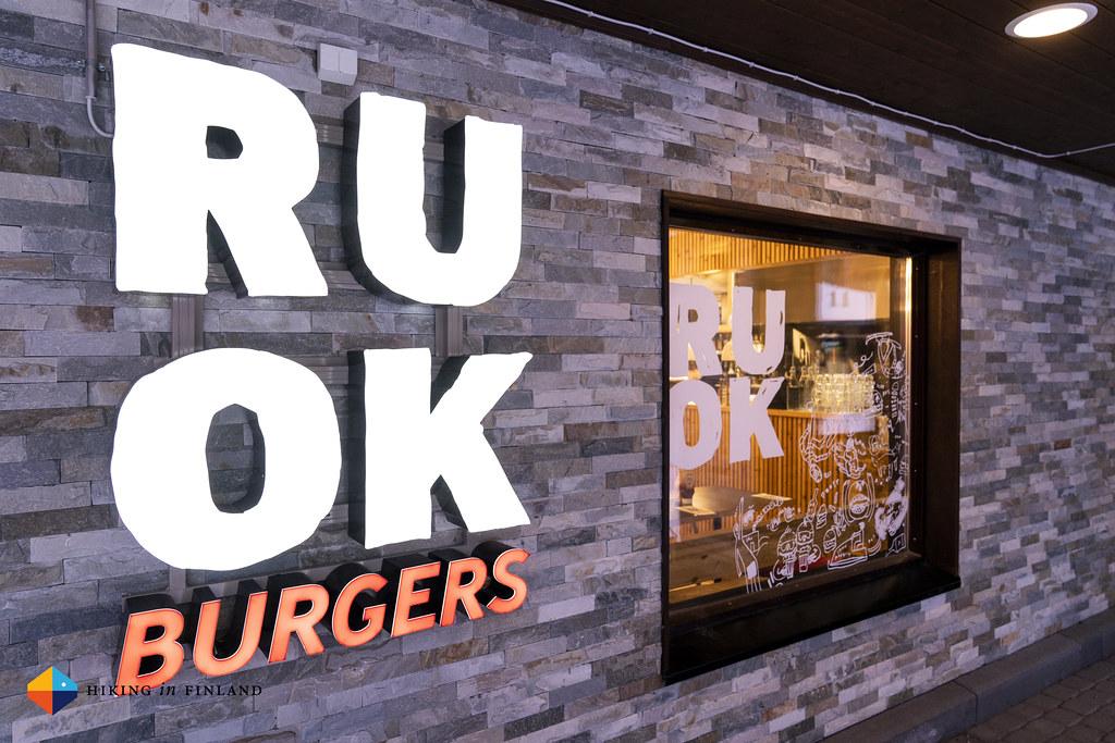 RUOK Burger