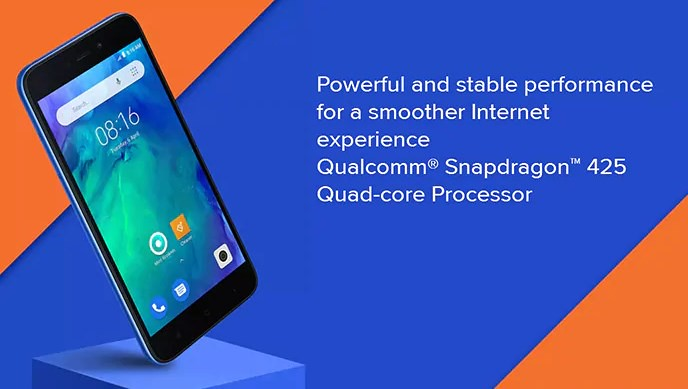 Xiaomi Redmi GO 特徴 (8)