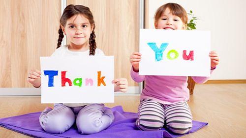 5 Cara Ajari Anak untuk Terbiasa Mengucapkan Terimakasih