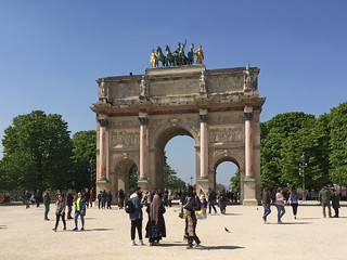 Arc du Carrousel | by diamond geezer