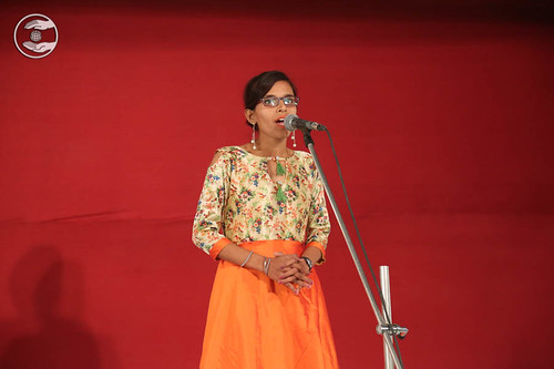 Devotional song by Sangeeta