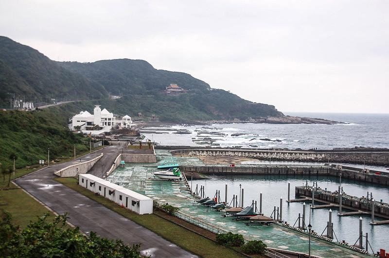 龍洞遊艇港