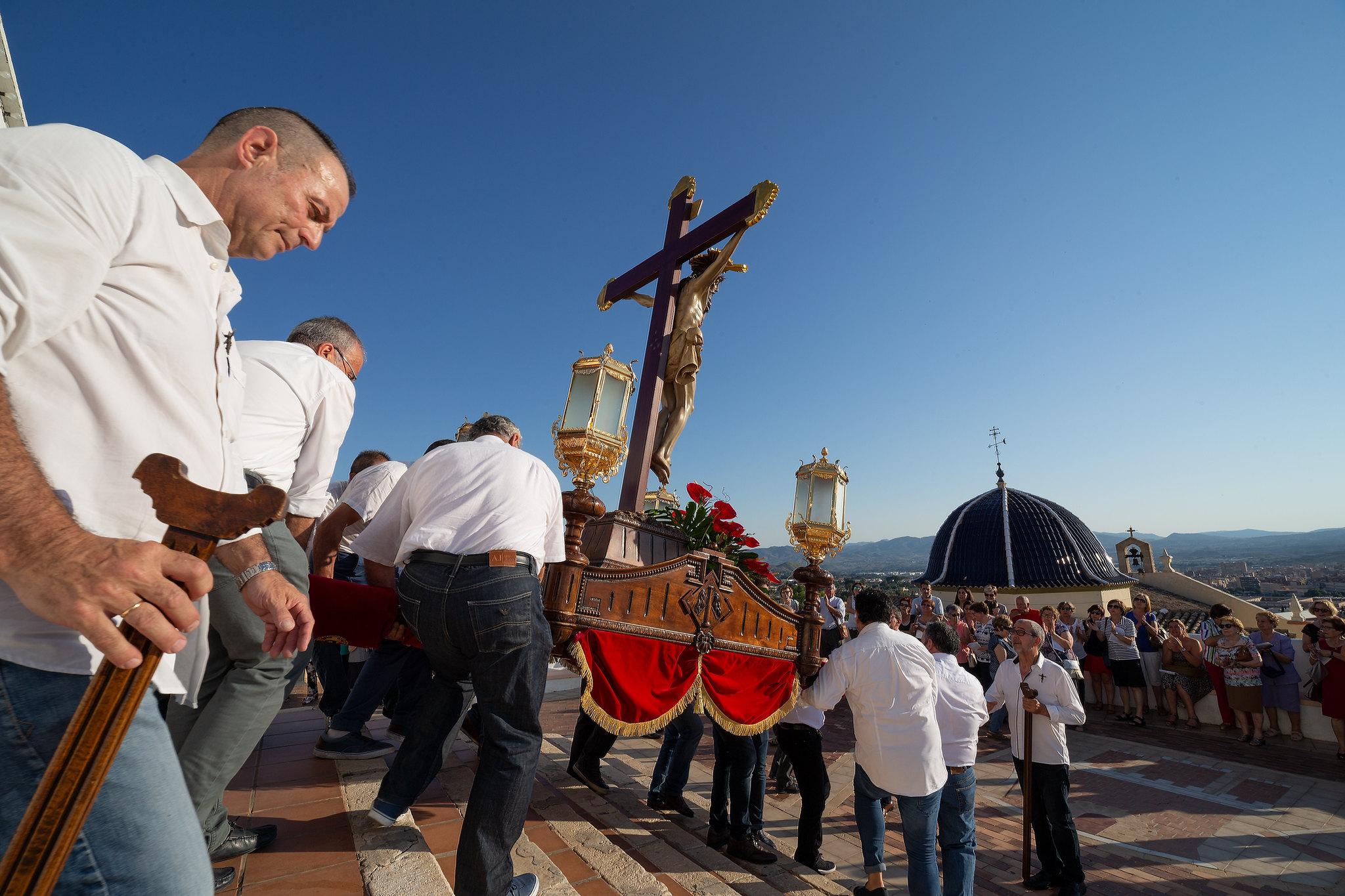 (2018-06-22) - Vía Crucis bajada - Vicent Olmos (01)