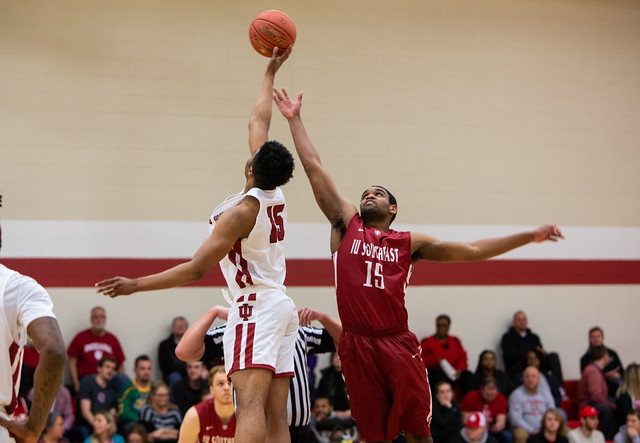 Men's basketball game 2-12-19