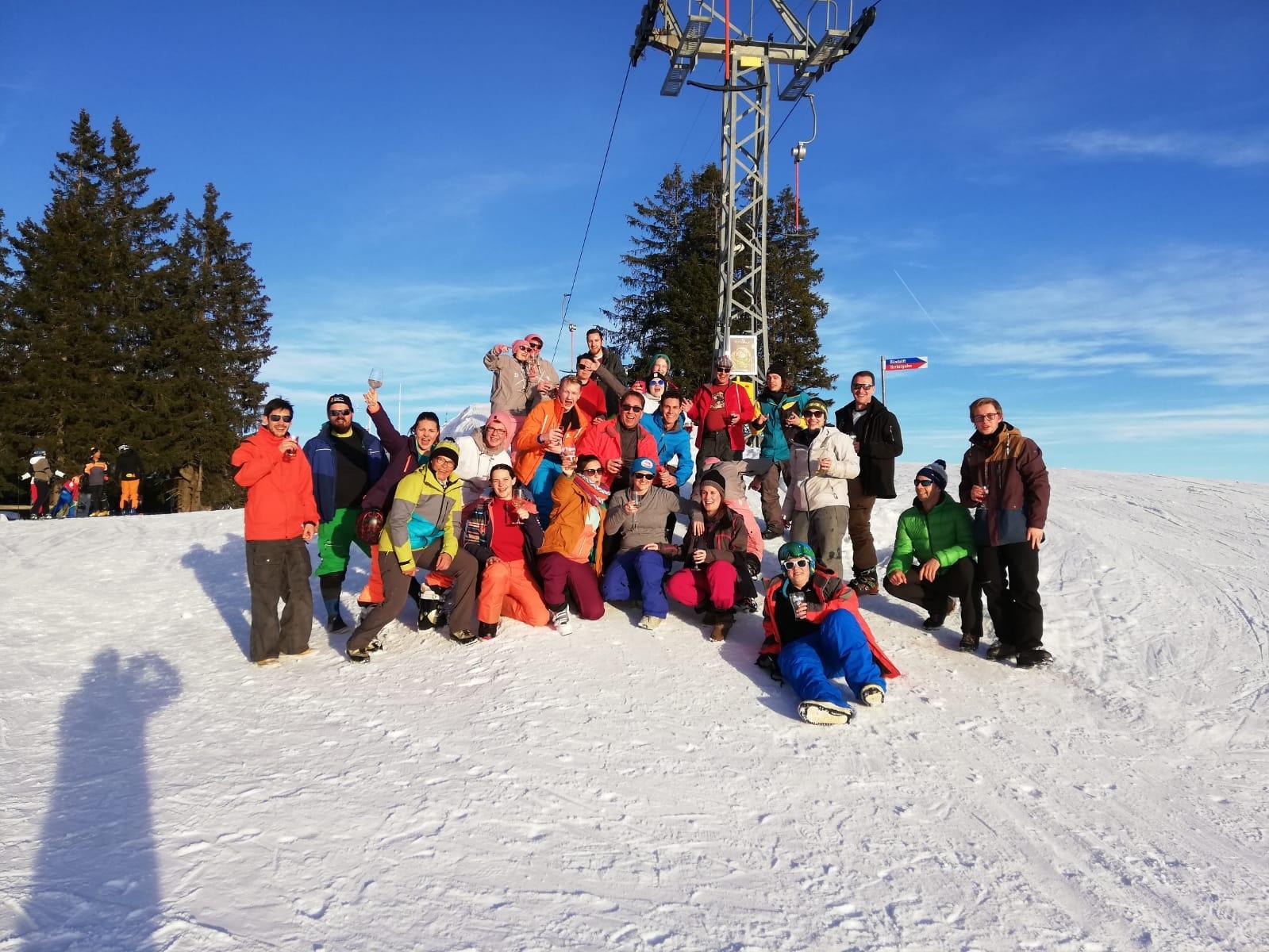 Ski Weekend 2019 - Grüsch