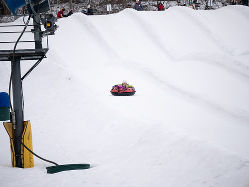 Snow tubing | by chadsellers
