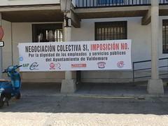 Concentración Valdemoro (15/3/2019)