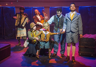 Pinocchio at The House Theatre of Chicago 2019   by thehousetheatre