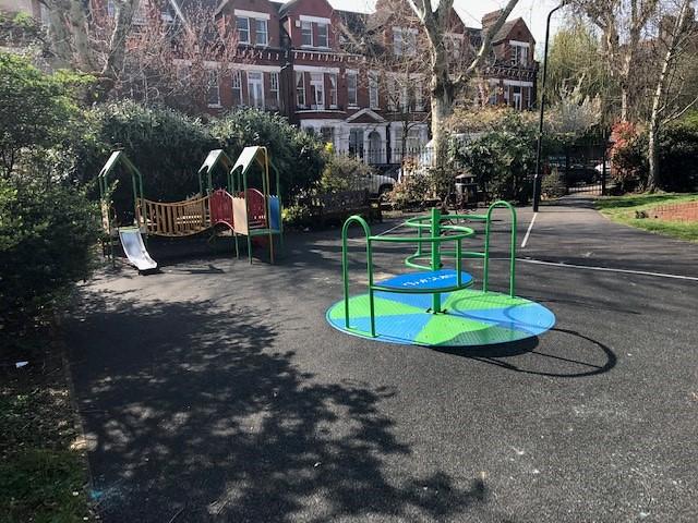 Streatley Road Pocket Park