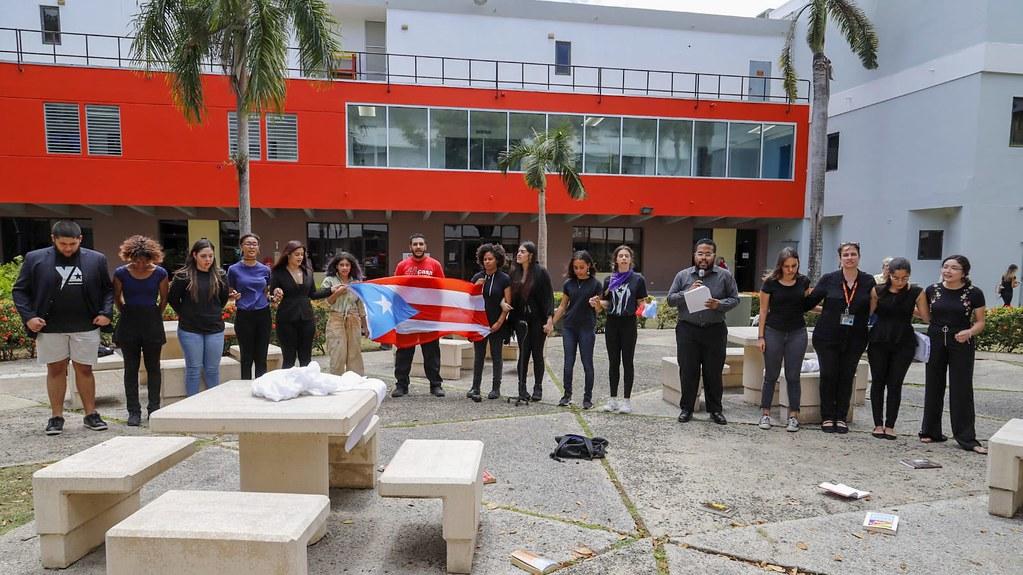 El Vía Crucis del Pueblo Puertorriqueño 2019
