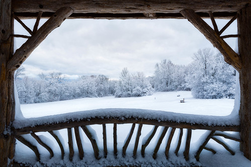rhinebackny trees scenichudson storm poetswalkpark fields winter white snow hudsonvalley