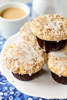 coffeecake muffins | by Smells Like Home