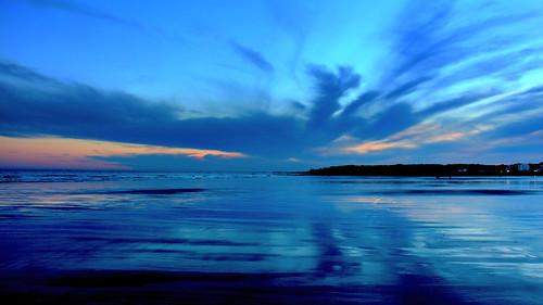 beach reflect cloud sunset water beacheslandscapes breathtakinglandscape
