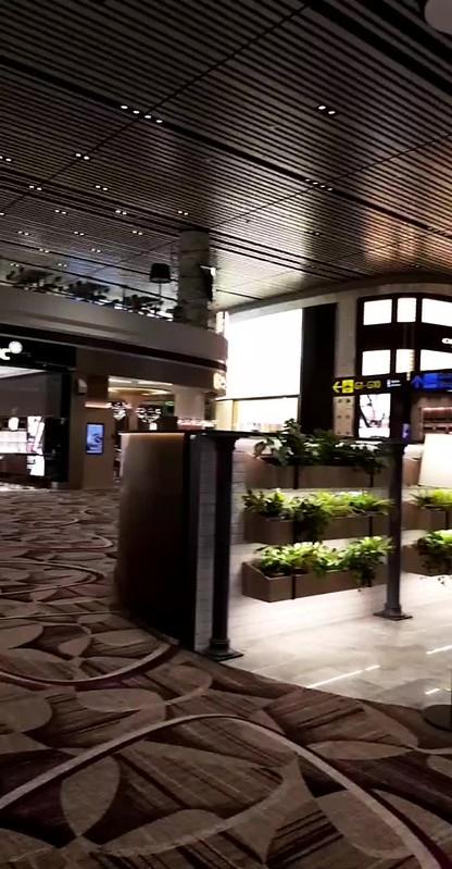 Transit Changi Terminal 4