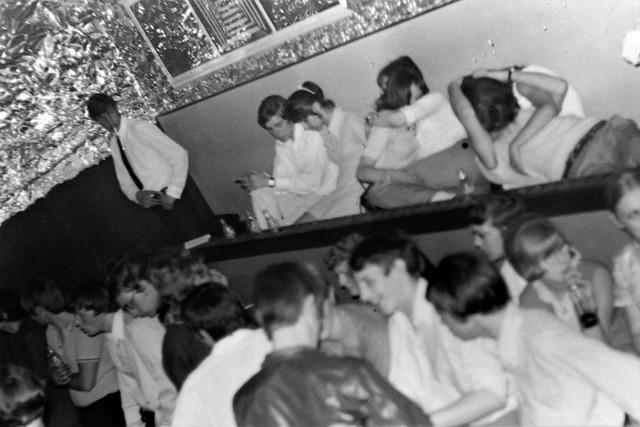 OK2 Club Okay II, Bottrop, Negativ-Scans, 1960er