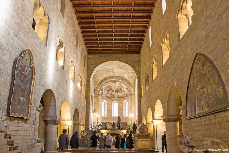 Basilica di San Giacomo, Castello di Praga