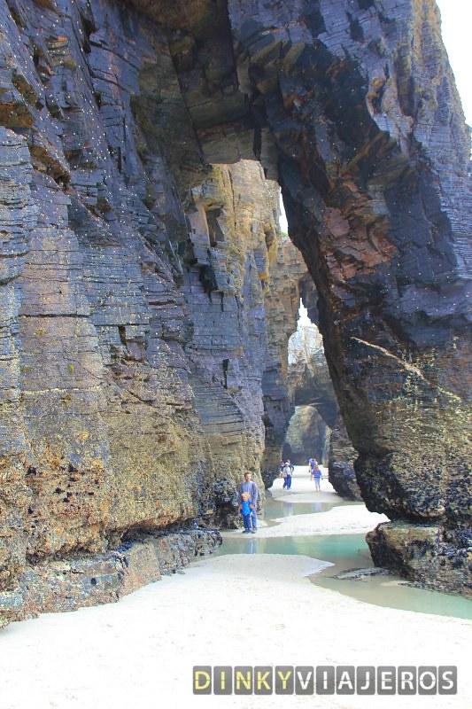 Playa De Las Catedrales Galicia Visita Guiada O Por Libre