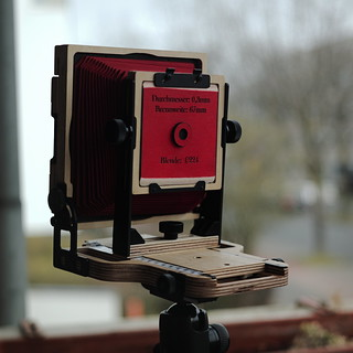 Intrepid Camera with pinhole | DIY Lensboard | Martin_mmmm | Flickr