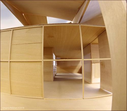 Model Building Fisheye View