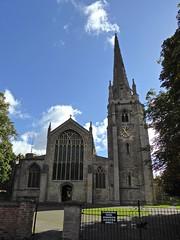 Spalding - St Mary & St Nicolas Parish Church