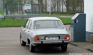 Peugeot 504 automatique 1972   by XBXG